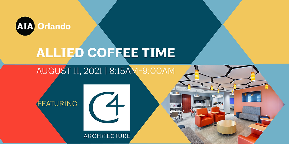 Allied Coffee featuring C4 Architecture