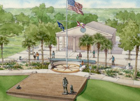 City Approves Lone Sailor Memorial at Blue Jacket Park