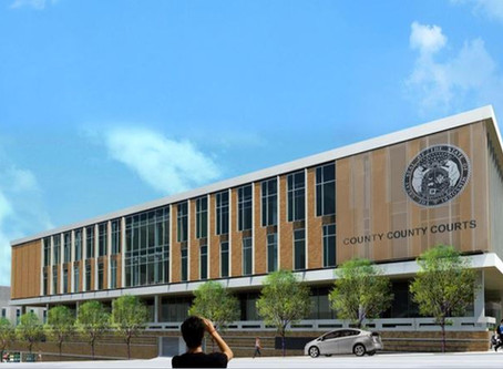 Saint Louis County Family Courts, 2014 AIA Orlando Un-built Award