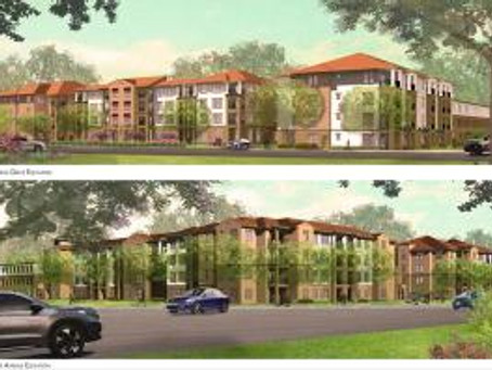 Winter Park Apartments To Finish Construction
