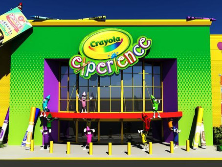 Crayola Experience Attraction To Open In Orlando