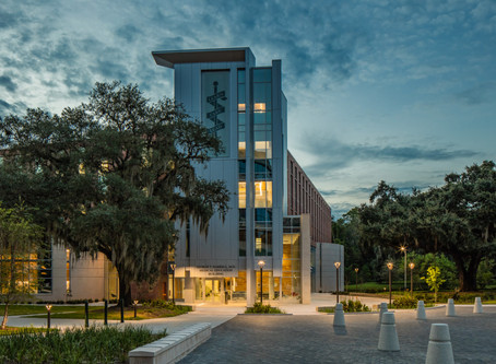 Gainesville Medical Education Building Wins AIA Orlando Award