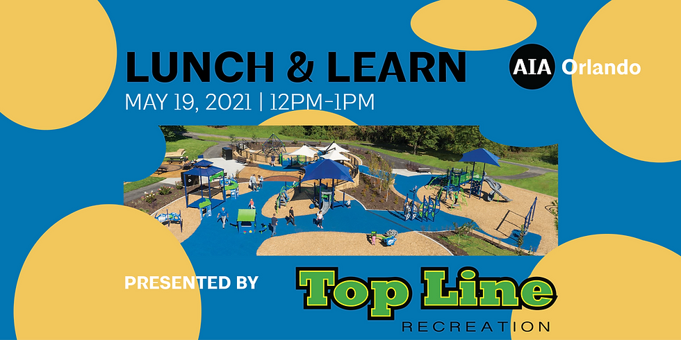 Lunch & Learn featuring Top Line Recreation
