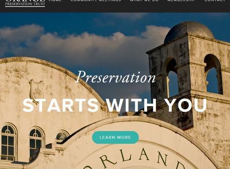 New Orange County Preservation Trust
