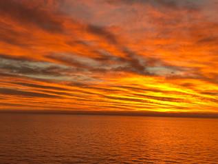 Sunrise Over Puerto Vallarta