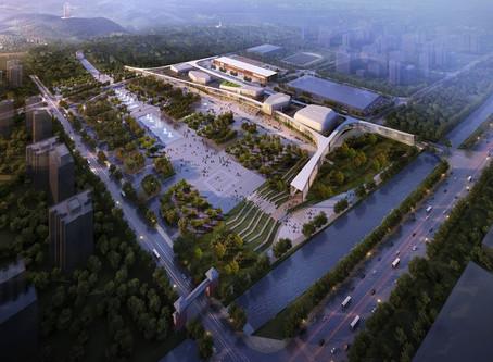 Anqiu Cultural Campus, China, 2014 Honor Award