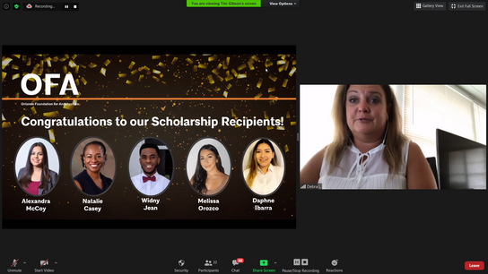 2020 Scholarship Awards Presentation 3