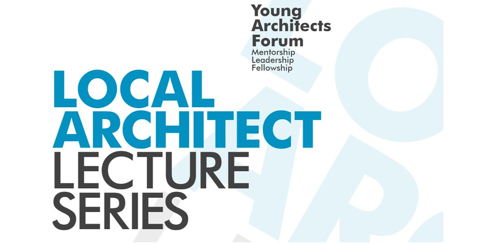 YAF Local Architect Lecture