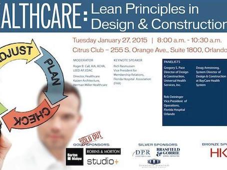 Healthcare: Lean Principles in Design & Construction 1/27