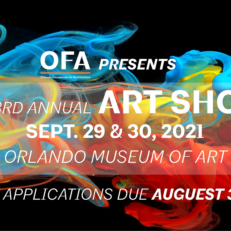 Artist Application: OFA Art Show