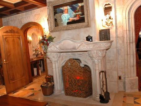 Cinderella Castle Suite Interiors at WDW