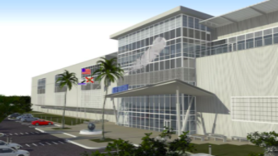 Blue Origin Rocket Manufacturing Facility Breaks Ground