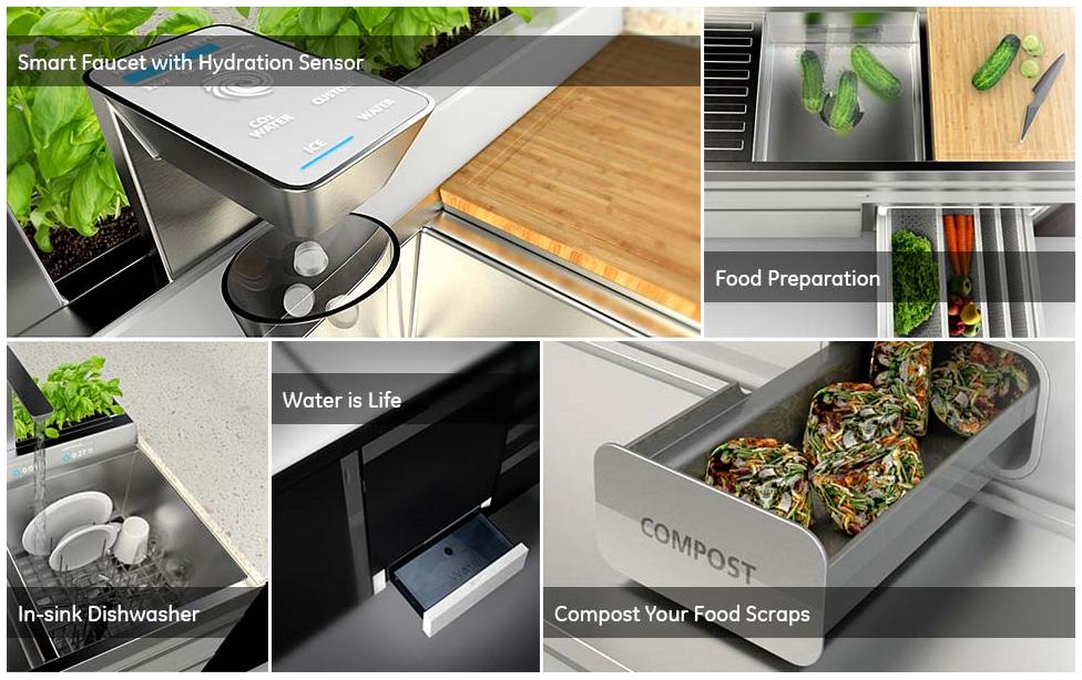 GE kitchen 2025