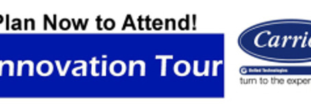 Carrier Innovation Tour Stop, Wed-2/26