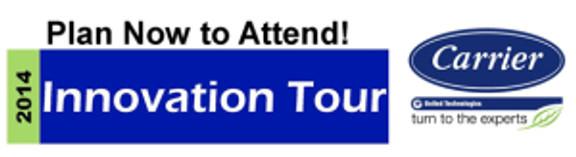 Innovation Tour header