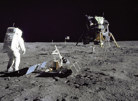 45th Anniversary of Lunar Dwelling