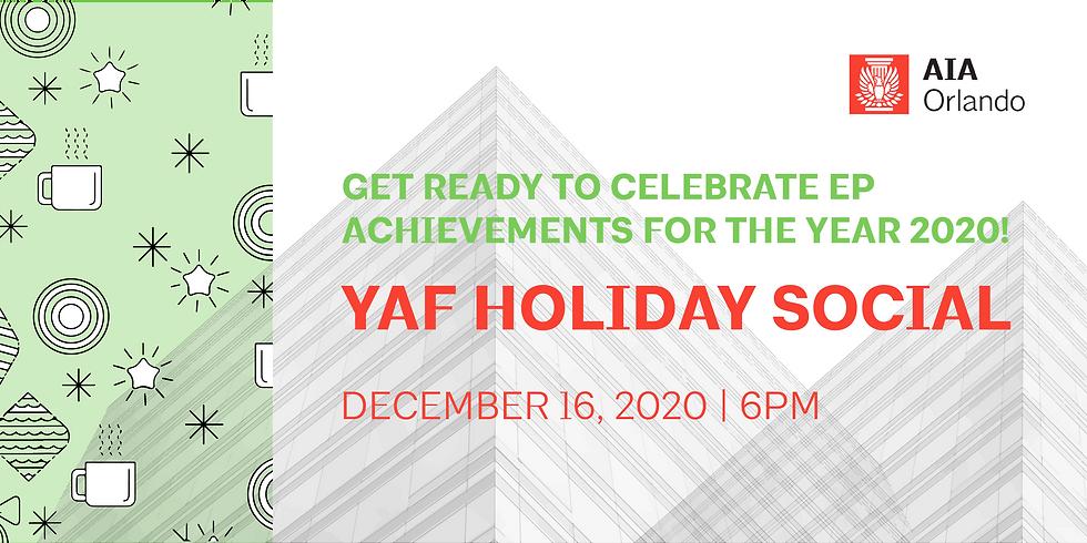 YAF Holiday Social