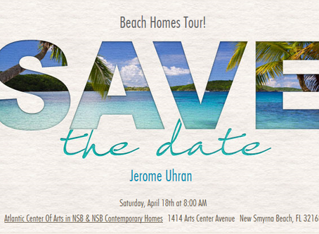 New Smyrna Beach House Tour 4/18