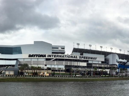 Daytona Speedway Renovations Head to the Finish