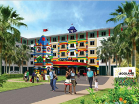 Legoland Florida unveils plans for New Hotel