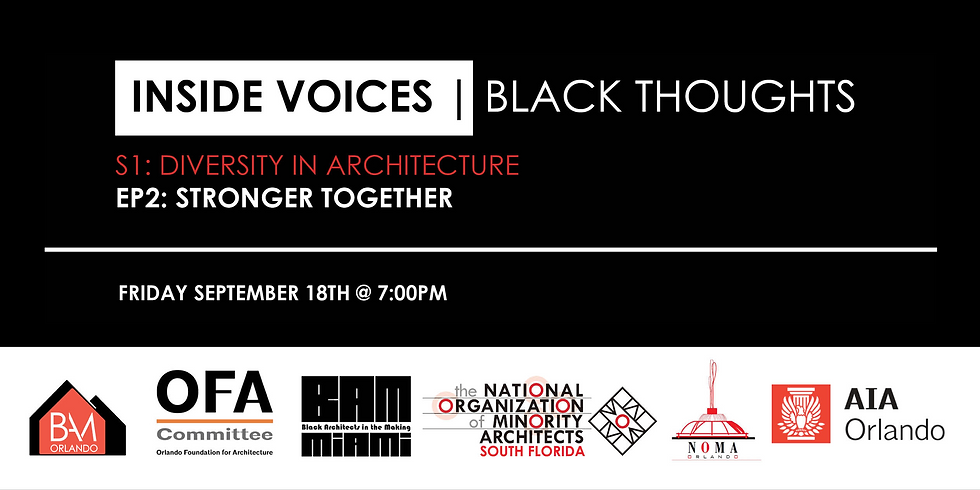 """Inside Voices   Black Thoughts """"Stronger Together"""""""