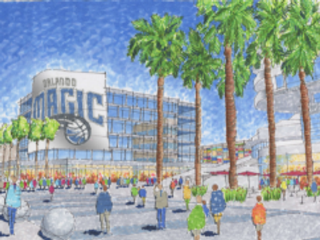 Orlando Magic Entertainment Complex