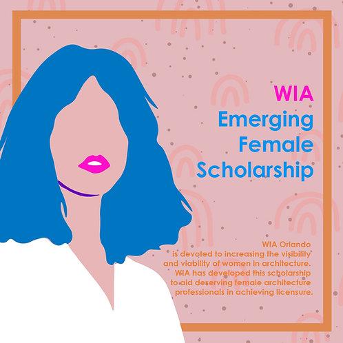 WIA: Scholarship Sponsorship