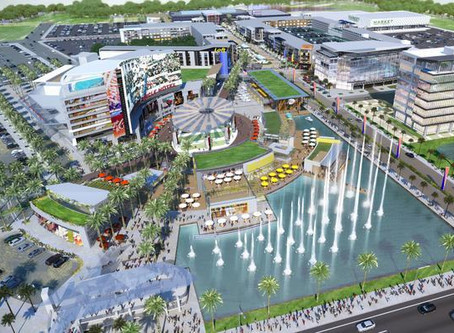 Daytona International Speedway Adding Entertainment Complex