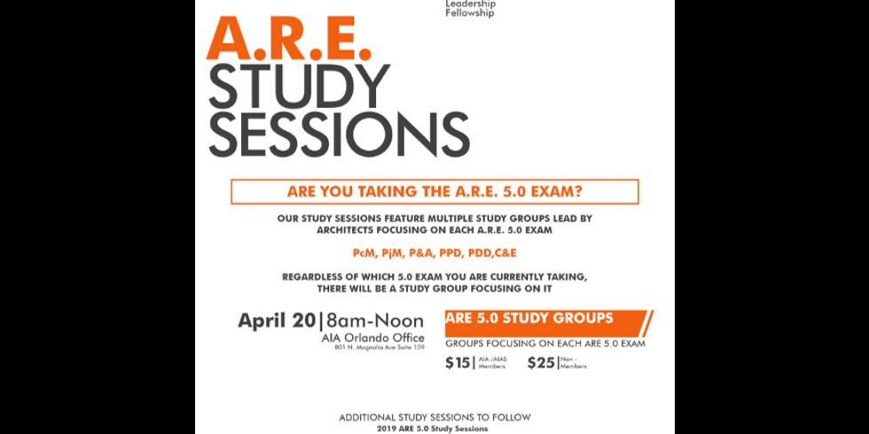 A.R.E Study Session
