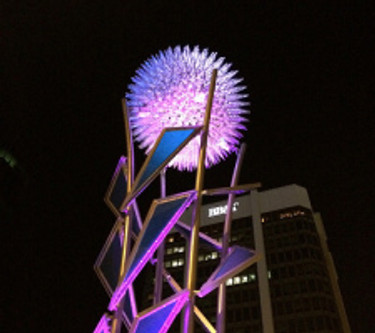 See Art Orlando Sculpture
