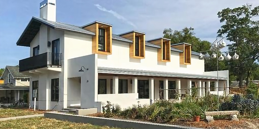 Orlando Foundation for Architecture Building Tour