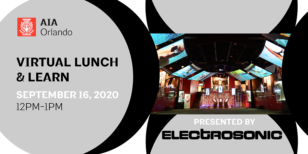 Lunch & Learn featuring Electrosonic