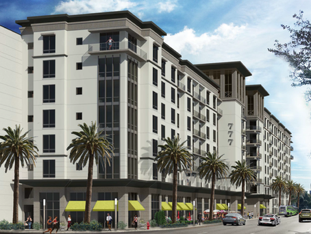 Pizzuti breaks ground on downtown Orlando apartments