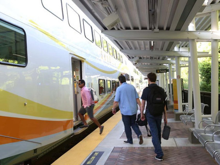 Maitland Works to Improve Sunrail Use