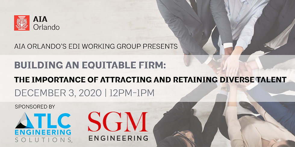 Building an Equitable Firm: The Importance of Attracting and Retaining Diverse Talent