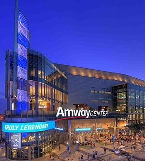 Amway Center Tour 1/28