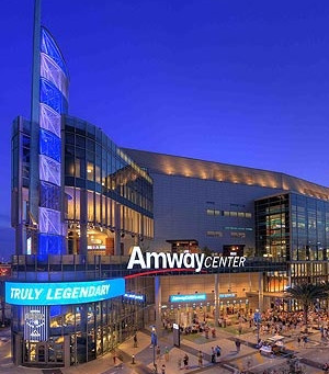 Amway Center Tour 1/28