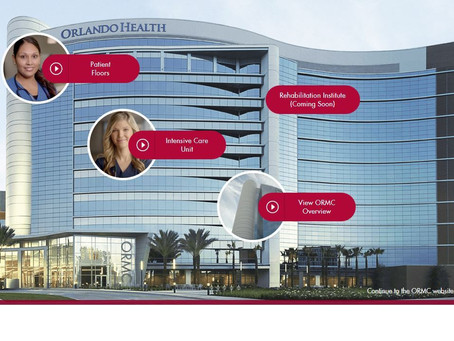 ORMC New Patient Tower & Tour 2/25