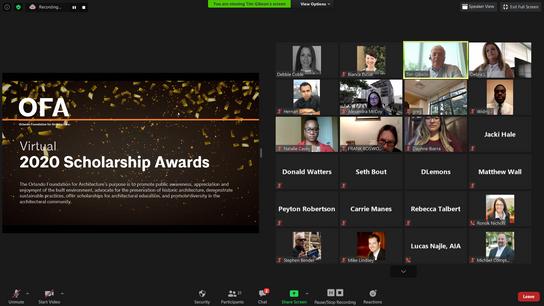 2020 Scholarship Awards Presentation