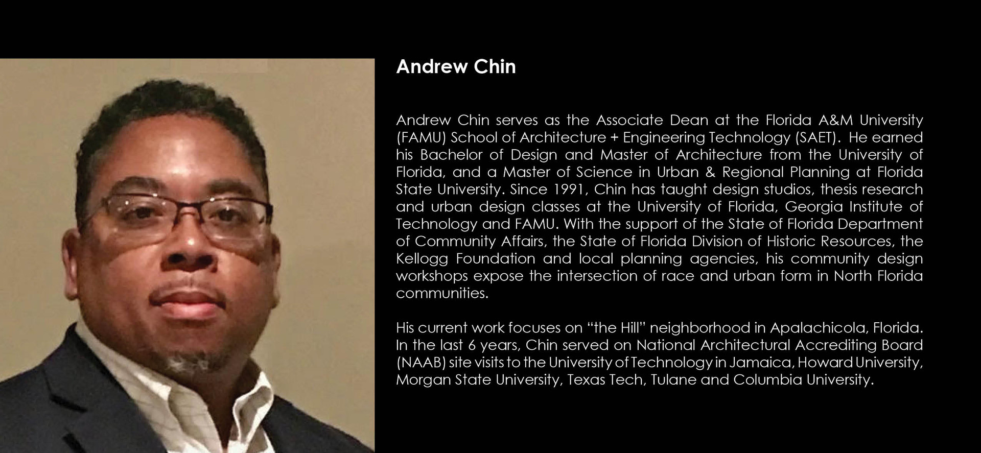 Andrew Chin