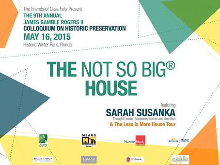 Casa Feliz 9th Annual Colloquium on Historic Preservation