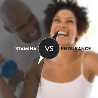 Stamina Vs Endurance. How can you improve both