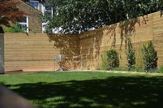 family garden design  south east london