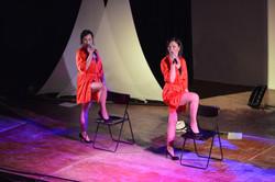 Cabaret duo