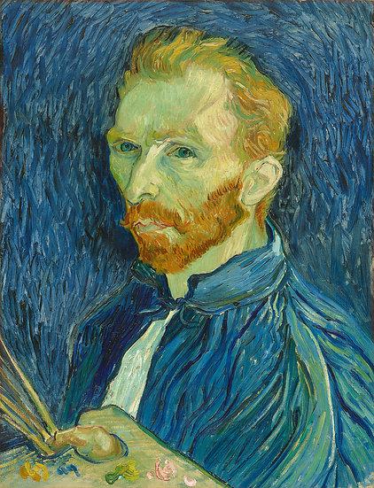 Self-Portrait (Vincent van Gogh)