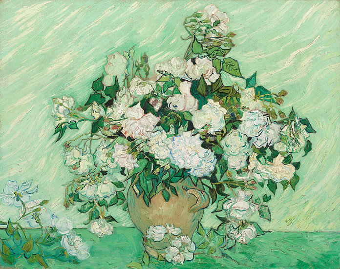 Roses (Vincent van Gogh)