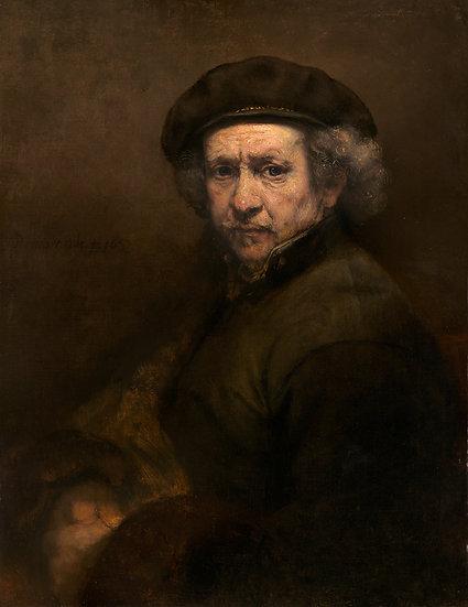Self-Portrait (Rembrandt van Rijn)