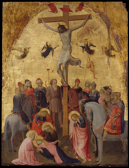The Crucifixion (Fra Angelico)