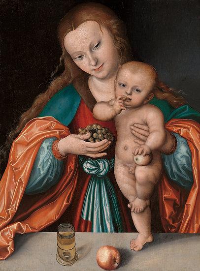 Madonna and Child (Cranach the Elder)