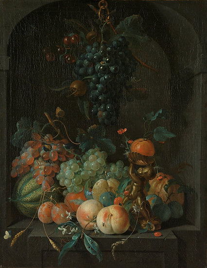 Still Life with Fruit (Coenraet Roepel)